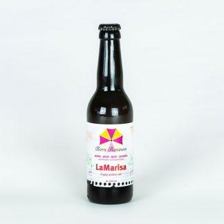 Birra golden ale artigianale La Marisa