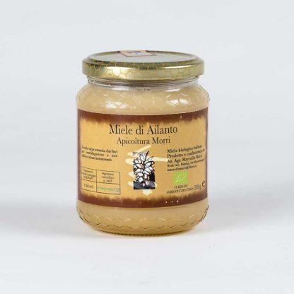 Miele biologico varietà Ailanto 500gr