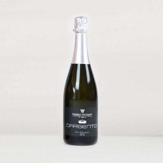 Dargento Vino Rubicone Chardonnay spumante IGP Dargento