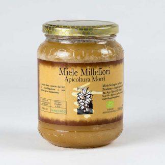 Miele biologico varietà Millefiori