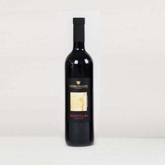 Vino Sangiovese superiore Montetauro
