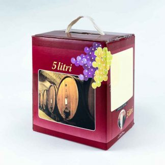 Vino Bag in Box 5L