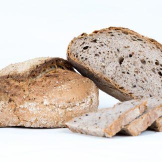 Pane di Farro Integrale e semi tostati