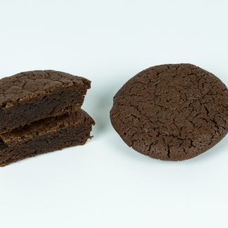 Tortini Morbidi al Cioccolato Extrafondente con farina di Mandorle